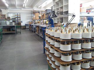 produzione manometri per caldaie