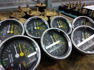 produzione manometri per pompe